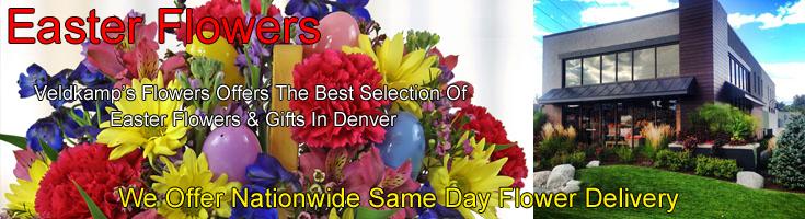 Easter Themed Floral Arrangements