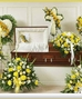 Funeral Flowers White