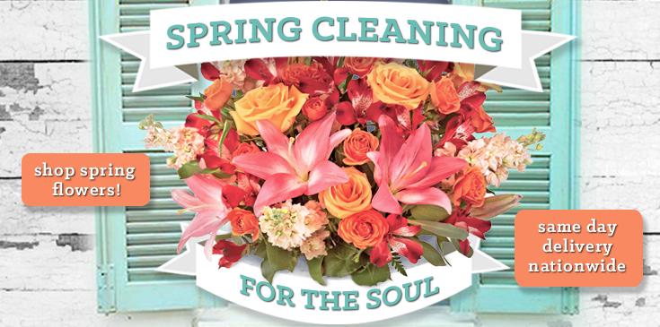 Spring Flowers, Spring Arrangements, Veldkamp's Spring Flowers, Denver Florist Spring Flowers.
