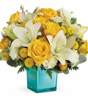 Yellow Roses Denver, Florist Denver CO