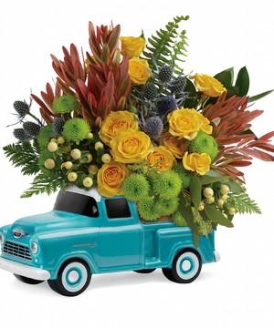 Novelty Floral Bouquet