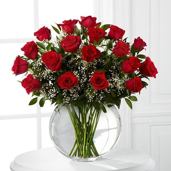 Roses, Long Stem Roses, Rose Arrangements