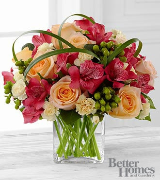 All Aglow Bouquet - Veldkamp's Flowers | Denver Florist | Fresh