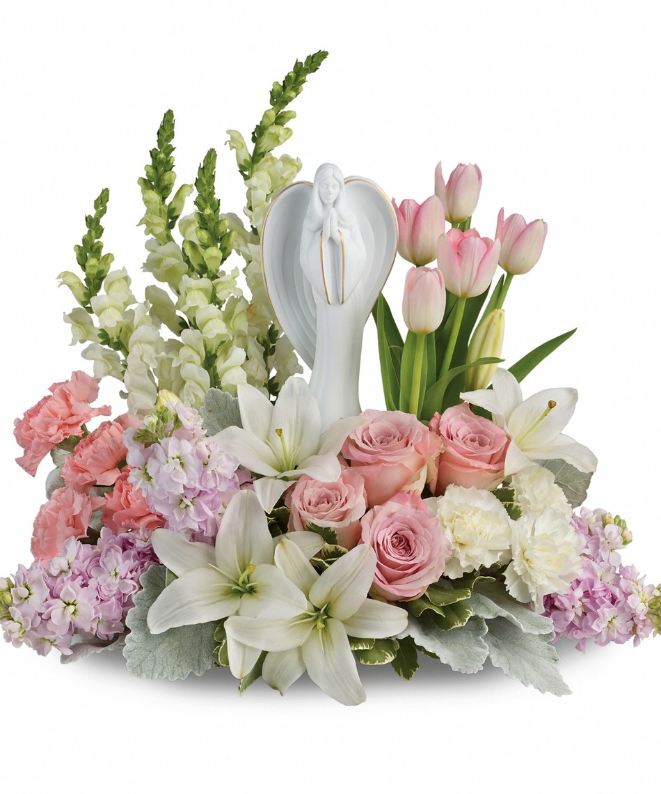 Denver funeral flowers sympathy flowers veldkamps flowers denver co garden of hope bouquet izmirmasajfo Image collections