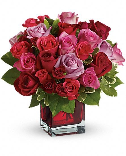 Madly in Love Rose Bouquet