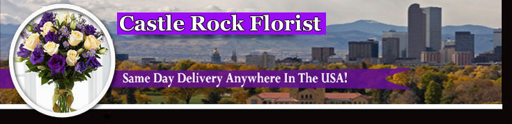 Castle rock flower delivery flower delivery castle rock same day veldkamps flowers has been designing and delivering flowers to castle rock and denver since 1959 we are a third generation family owned and operated mightylinksfo